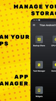 Titan Booster - Instantly Speed Up Your Phone 스크린샷 2