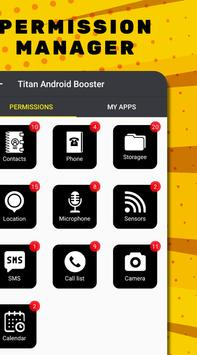 Titan Booster - Instantly Speed Up Your Phone 스크린샷 7