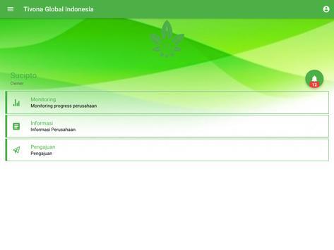 Tivona Manajemen screenshot 2