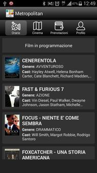 Cinema di Napoli screenshot 1