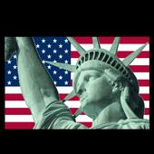 US Citizenship Test 2019 Audio - Free Exam Prep icône