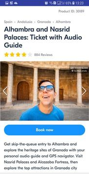 Granada Best Tickets and Tours, City Guide screenshot 2