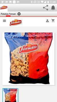 Patatas Fersan poster