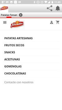 Patatas Fersan screenshot 1