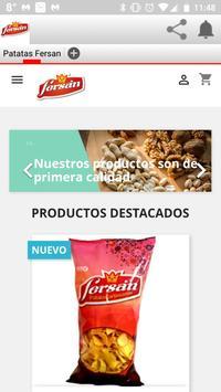Patatas Fersan screenshot 2