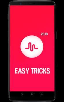 Tik tok & Musically Guide Free 2019 poster