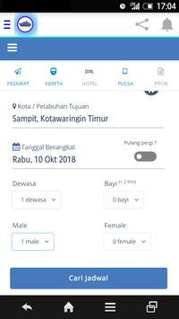 Tiket Kapal screenshot 4