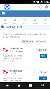 Tiket Kapal screenshot 5