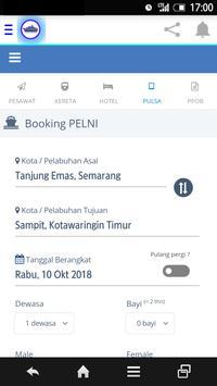 Tiket Kapal screenshot 3