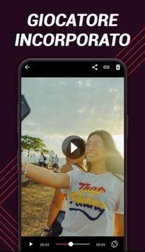 3 Schermata Downloader video per TikTok - TikMate