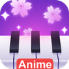 Anime Tiles: Piano Music icône