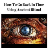 Time Travel-Using an Ancient Ritual icon