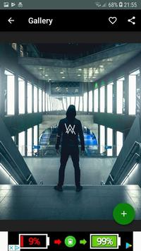 Alan Walker Wallpaper screenshot 2