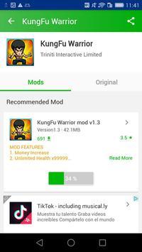 HappyMod - Happy Apps Guide تصوير الشاشة 1