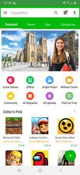 HappyMod - Happy Apps Guide تصوير الشاشة 4