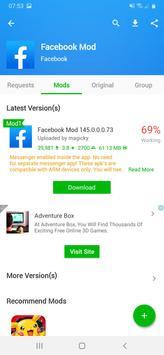 HappyMod - Happy Apps Guide تصوير الشاشة 5