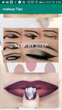 Makeup Tips screenshot 1