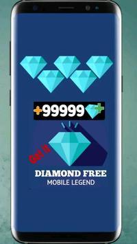 Diamond Mobile Legend Free Guide poster