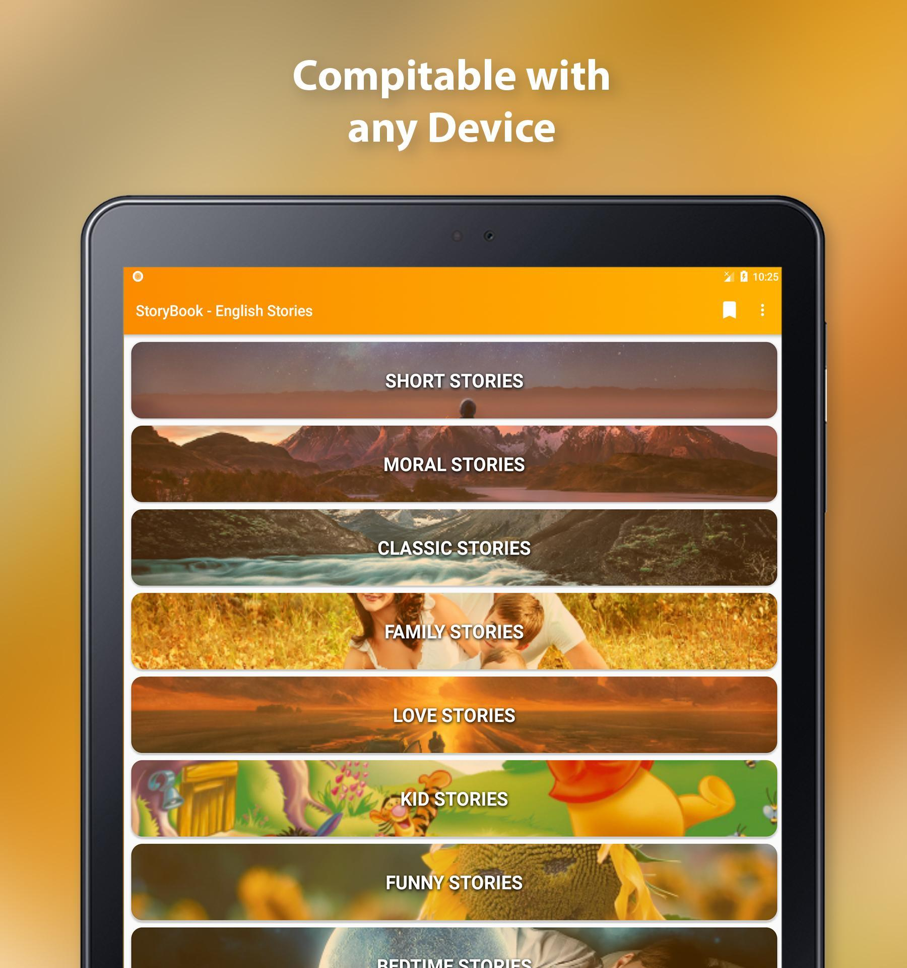 STORYBOOK - English stories offline for Android - APK Download