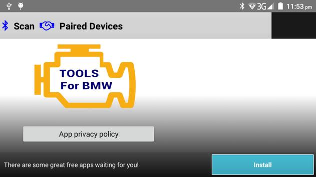 OBD2 AC Tools for BMW for Android - APK Download