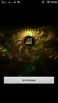 Islamic Wallpaper poster