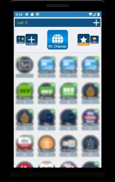 KgTv Player screenshot 1