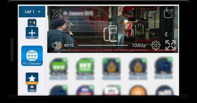 KgTv Player screenshot 7