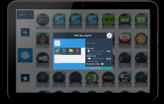 KgTv Player screenshot 9