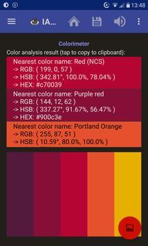Image Analysis Toolset (IAT) syot layar 19