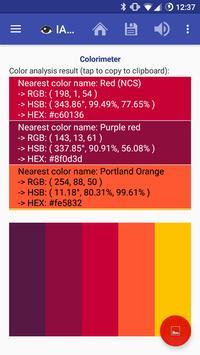 Image Analysis Toolset (IAT) screenshot 19