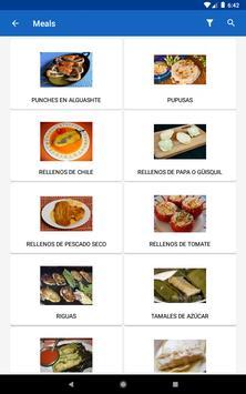 Típicos Salvadoreños screenshot 15