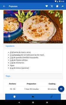 Típicos Salvadoreños screenshot 16