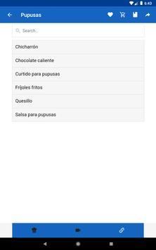 Típicos Salvadoreños screenshot 18