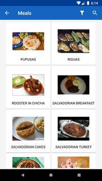 Típicos Salvadoreños screenshot 1