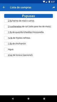 Típicos Salvadoreños screenshot 6