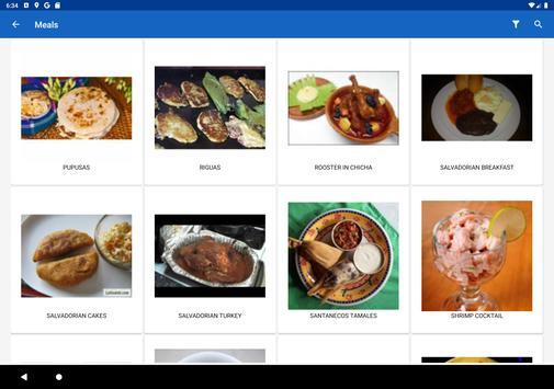 Típicos Salvadoreños screenshot 8