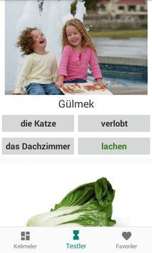 Almanca Kelime Ezber screenshot 1