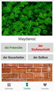 Almanca Kelime Ezber screenshot 2