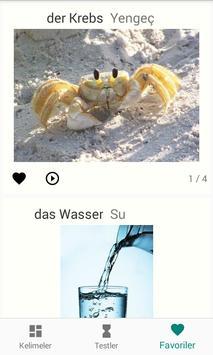 Almanca Kelime Ezber screenshot 3