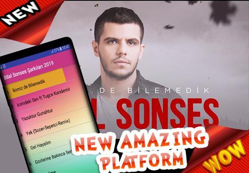 Bilal SONSES Şarkıları 2019 - İkimiz de Bilemedik poster