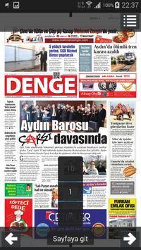 Aydın Denge Gazetesi screenshot 1