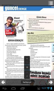 Aydın Denge Gazetesi screenshot 4