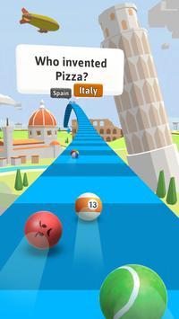 Trivia Race 3D スクリーンショット 1