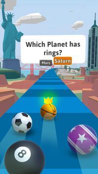 Trivia Race 3D スクリーンショット 2