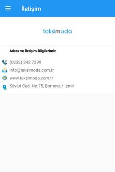 Taksimoda screenshot 4