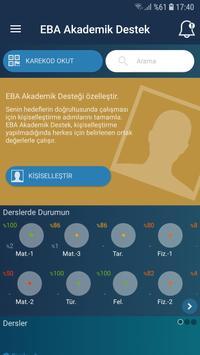 EBA Akademik Destek Ekran Görüntüsü 4