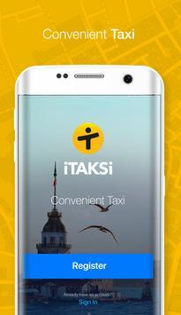 iTaksi poster