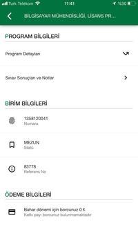 İstanbul Üniversitesi screenshot 5