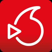 Vodafone TV icon