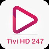 Xem Tivi HD 247 - Xem Tivi, Bong Da Truc Tiep v1.1.1 (Ad-Free)